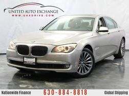 2011_BMW_7 Series_740Li / 3.0L Twin-Turbo Engine / Front and Rear Parking Aid with_ Addison IL