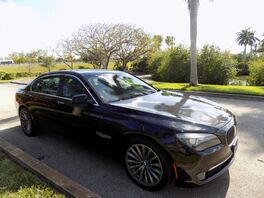 2011_BMW_7 Series_740Li_ Dania Beach FL