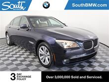 2011_BMW_7 Series_740Li_ Miami FL