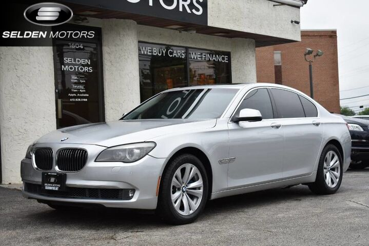 2011_BMW_7 Series_740i_ Conshohocken PA