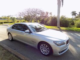 2011_BMW_7 Series_750Li_ Dania Beach FL