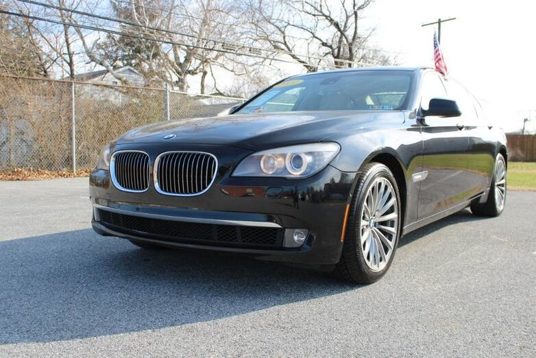 2011 BMW 7 Series 750Li New Castle DE