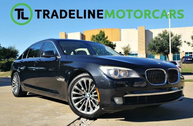 2011 BMW 7 Series 750Li SUNROOF, BACK UP CAMERA, NAVIGATION, AND MUCH MORE!!! CARROLLTON TX