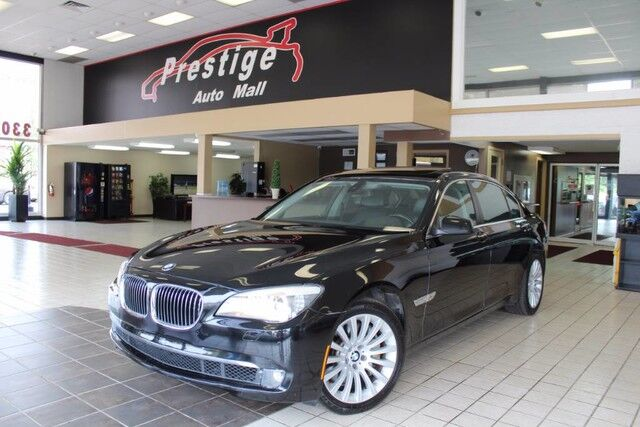2011 BMW 7 Series 750Li xDrive - Sun Roof, Heated Seats, Navi Cuyahoga Falls OH