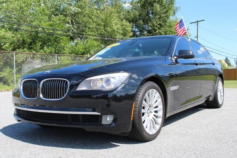 2011 BMW 7 Series 750Li xDrive New Castle DE