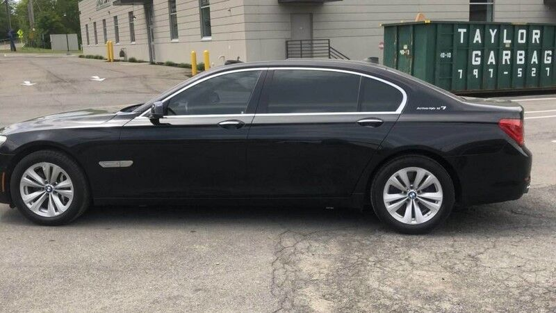 2011 BMW 7 Series ActiveHybrid 750Li Hollywood FL