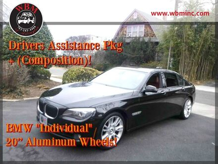 2011_BMW_750Li xDrive_w/ M-Sport Package_ Arlington VA