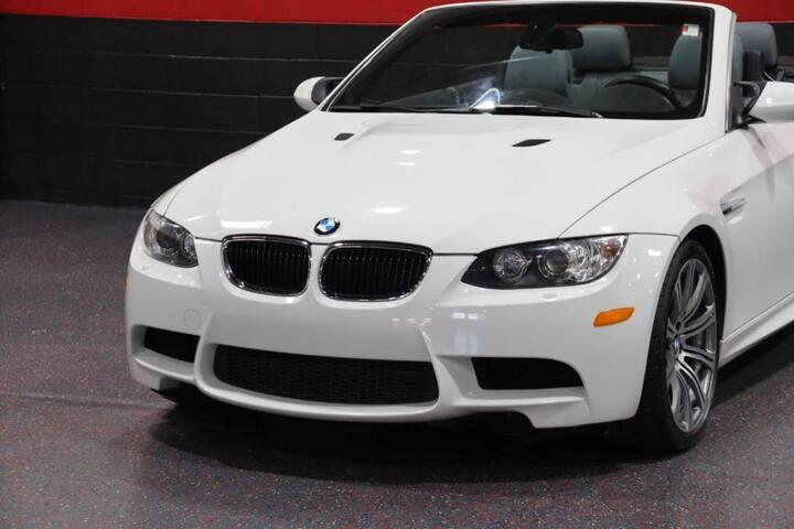 2011 BMW M3 2dr Convertible Chicago IL