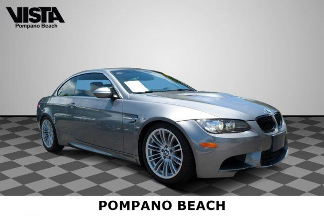 2011 BMW M3 Base Pompano Beach FL