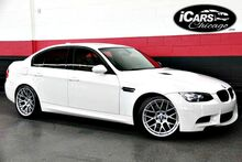 2011 BMW M3 Competition Package 4dr Sedan
