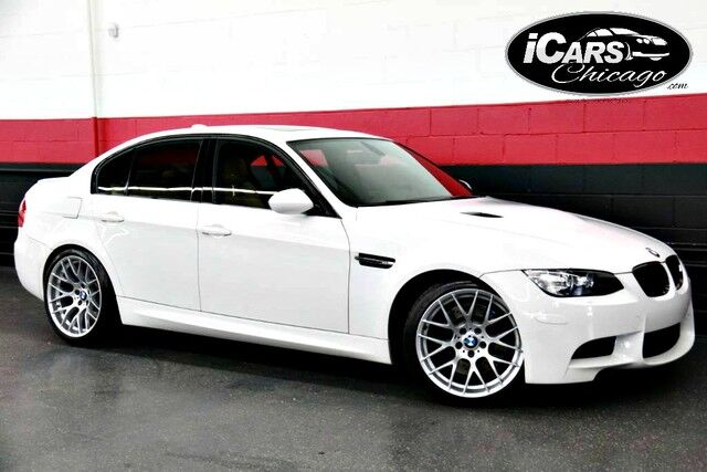 2011 BMW M3 Competition Package 4dr Sedan Chicago IL