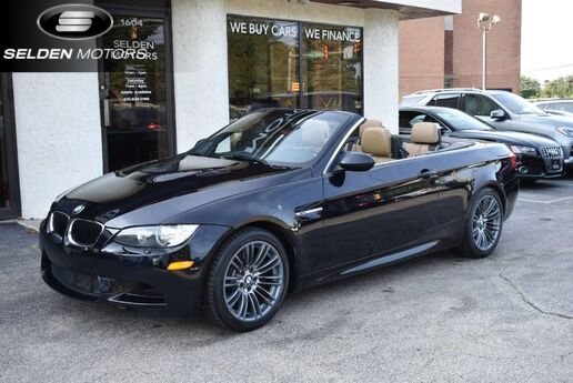 2011 BMW M3 Convertible Conshohocken PA