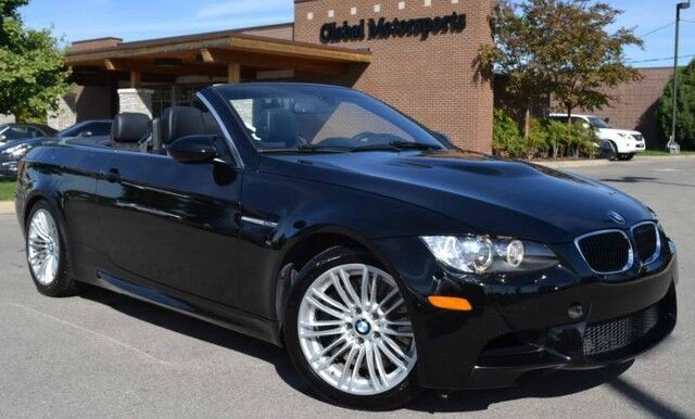 2011 BMW M3 Convertible/Dinan P1 Power Package HUGE Upgrade/Navigation/Heated Seats/Exceptionally Nice Nashville TN