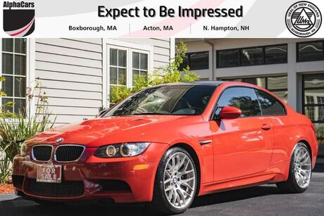 2011 BMW M3 M DCT Coupe Boxborough MA