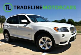 2011_BMW_X3_28i 1-OWNER, NAVIGATION, SUNROOF... AND MUCH MORE!!!_ CARROLLTON TX