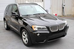 2011_BMW_X3_28i 3.0L I6 xDrive AWD Navigation Leather Sunroof_ Knoxville TN