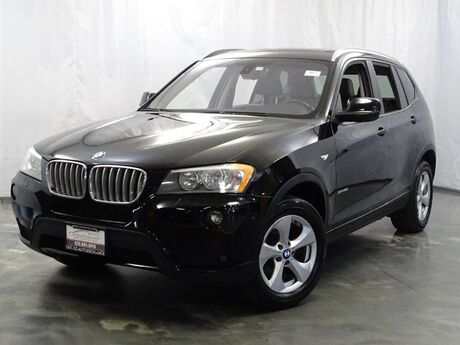 2011 BMW X3 28i AWD Addison IL