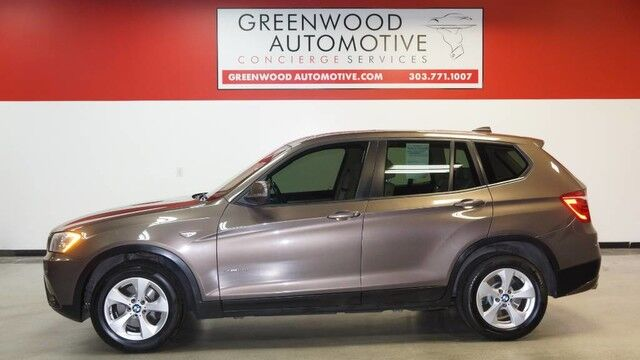 2011 BMW X3 28i Greenwood Village CO