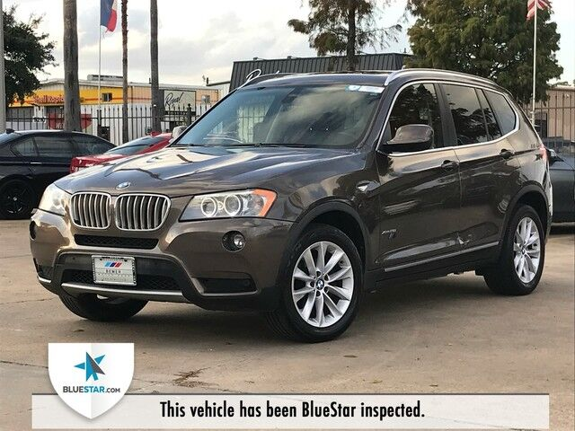 2011_BMW_X3_28i_ Houston TX