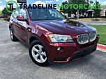 2011 BMW X3 28i NAVIGATION, REAR VIEW CAMERA, LEATHER, AND MUCH MORE!!!