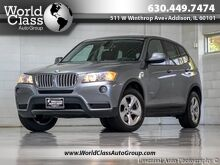 2011_BMW_X3_28i xDrive NAVI HEATED LEATHER_ Chicago IL