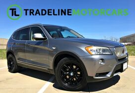 2011_BMW_X3_35i LEATHER, NAVIGATION, PANORAMIC SUNROOF... AND MUCH MORE!!!_ CARROLLTON TX