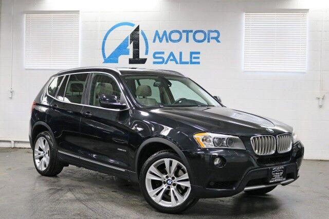 2011 BMW X3 35i LOADED! MSRP $54k!! Schaumburg IL