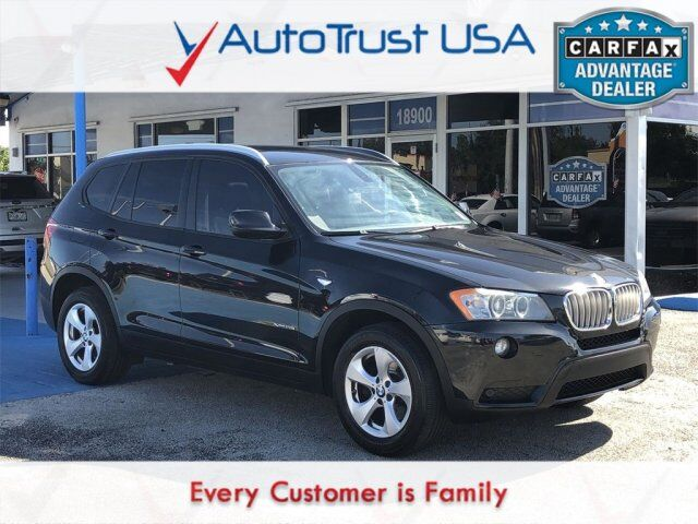 2011 BMW X3 xDrive28i Miami FL