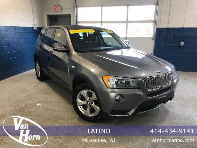 2011 BMW X3 xDrive28i Plymouth WI