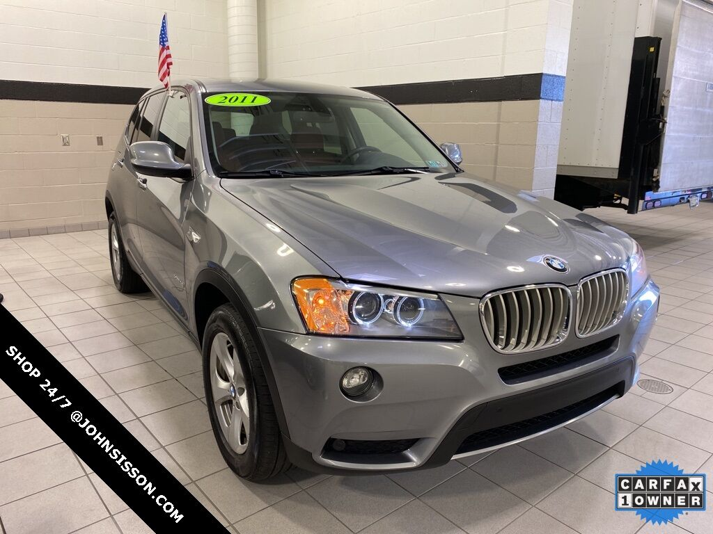 2011 BMW X3 xDrive28i Washington PA