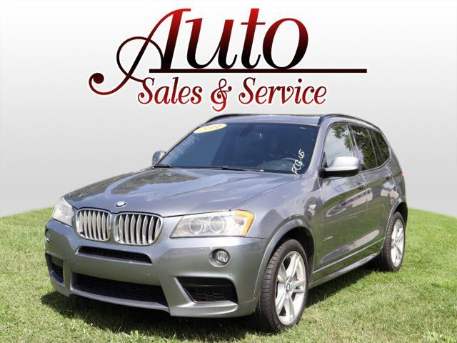 2011 BMW X3 xDrive35i Indianapolis IN