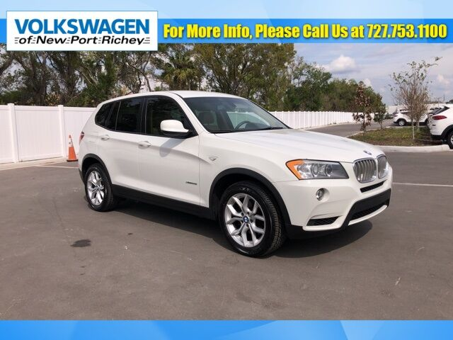 2011 BMW X3 xDrive35i New Port Richey FL