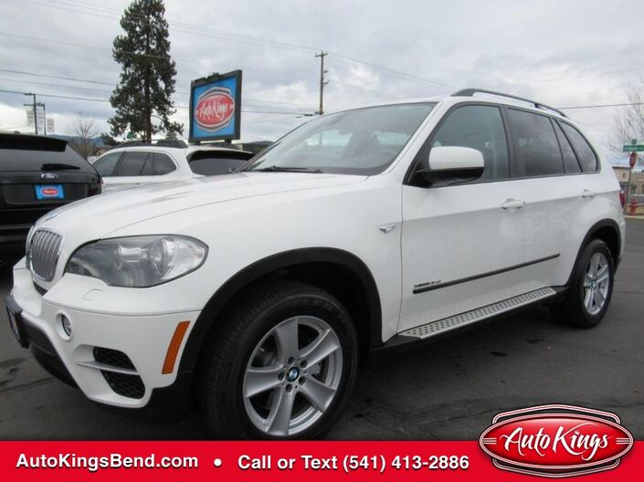 2011 BMW X5 35d Bend OR