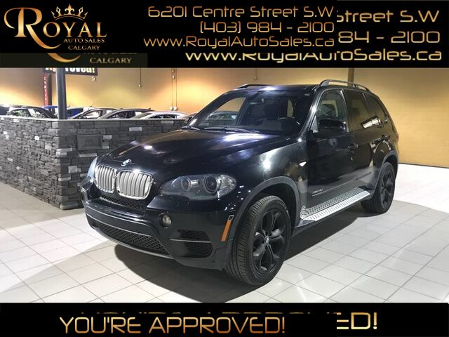 2011_BMW_X5_35d SUNROOF, BLUETOOTH, BACK UP CAM, NAV_ Calgary AB