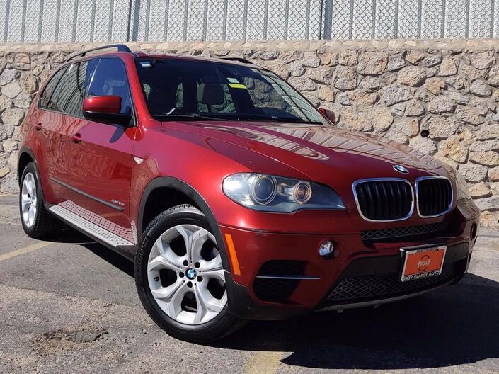 2011 BMW X5 35i El Paso TX