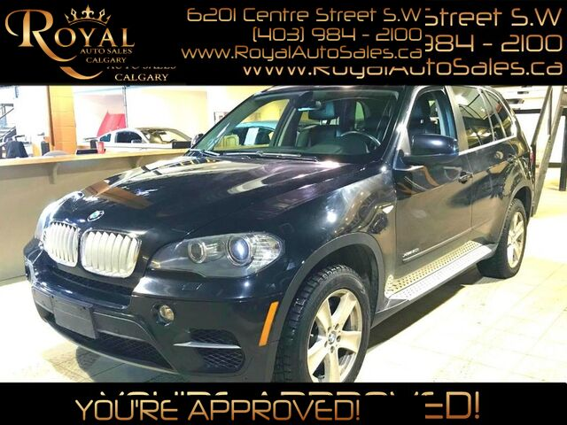 2011_BMW_X5_50i PANO SUNROOF, BLUETOOTH, NAV, BACKUP CAM_ Calgary AB