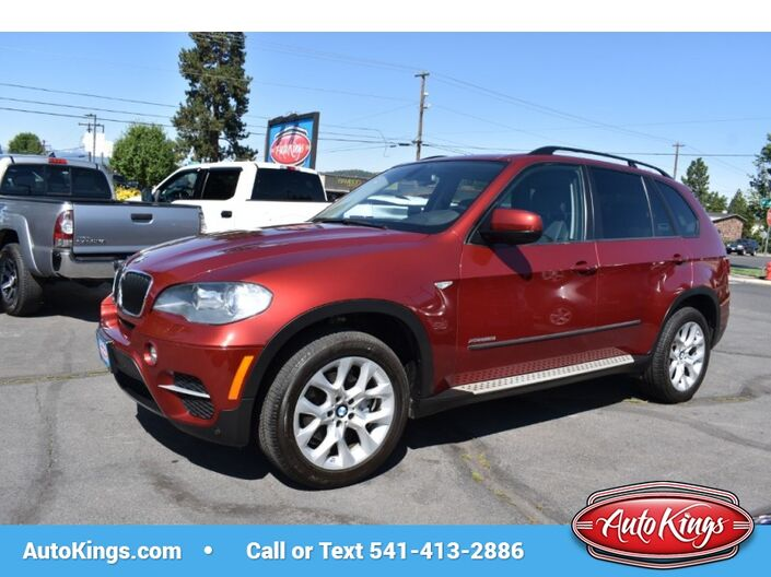 2011 BMW X5 AWD 4dr 35i Premium Bend OR