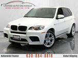 2011 BMW X5 M 4.4L Twin Turbo V8 Engine 555hp w/ Navigation, Panoramic Sunroof, Bluetooth, Front & Rear Parking Aid with Rear View Camera, Heated & Ventilated Leather Seats