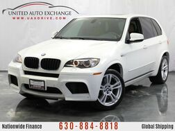 2011_BMW_X5 M_4.4L Twin Turbo V8 Engine 555hp w/ Navigation, Panoramic Sunroof, Bluetooth, Front & Rear Parking Aid with Rear View Camera, Heated & Ventilated Leather Seats_ Addison IL