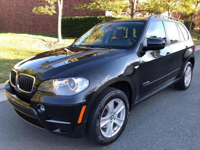 2011_BMW_X5_Third Row_ Charlotte NC