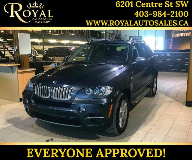 2011 BMW X5 xDrive 50i AWD FULLY LOADED, 3RD ROW SEATING Calgary AB