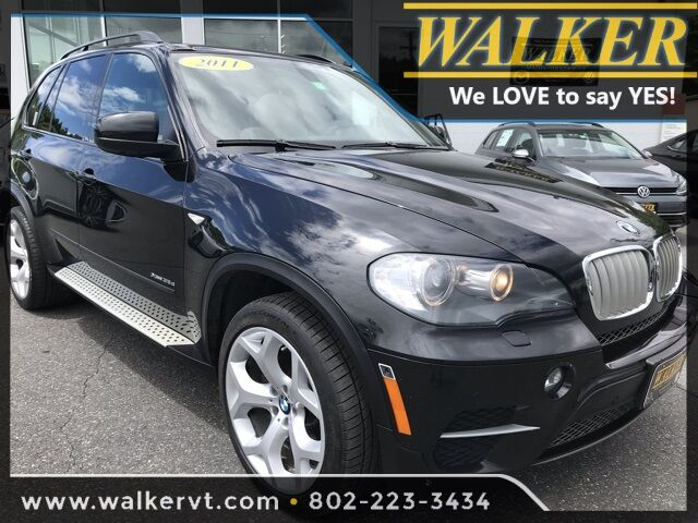 2011 BMW X5 xDrive35d Barre VT