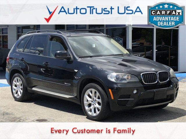 2011 BMW X5 xDrive35i Miami FL