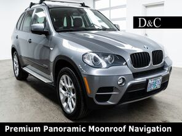 2011_BMW_X5_xDrive35i Premium Panoramic Moonroof Navigation_ Portland OR