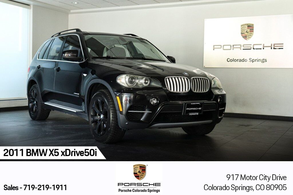 2011 BMW X5 xDrive50i Colorado Springs CO