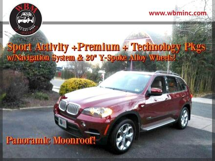 2011_BMW_X5_xDrive50i w/ Sport Package_ Arlington VA