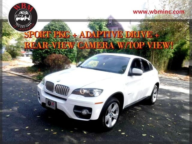 2011 BMW X6 w/ Sports Activity Package Arlington VA