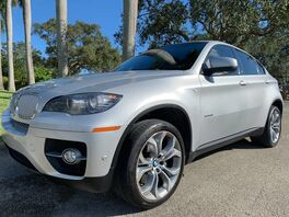 2011_BMW_X6_xDrive50i_ Hollywood FL