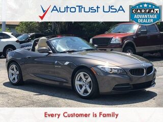BMW Z4 sDrive30i LEATHER HARD TOP CONV BLUETOOTH  LOW MILES 2011