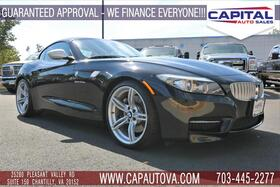 2011_BMW_Z4_sDrive35is_ Chantilly VA